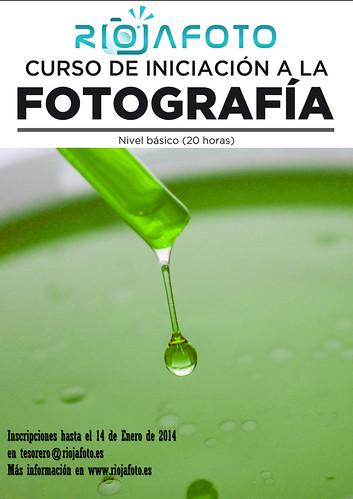 Curso de iniciación a la fotografía (Enero 2014)