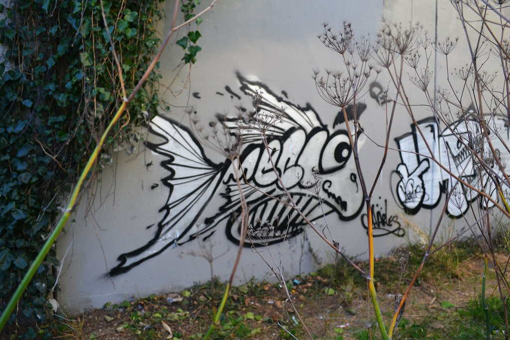 MECK, Oakland, Graffiti, Street Art,