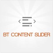 BT Content Slider
