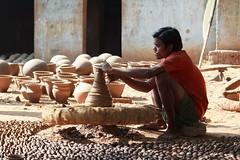 Limika pottery village
