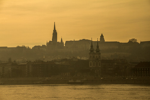 13.4348 - Sunset in Budapest
