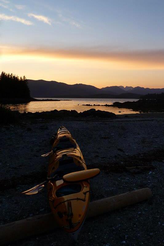 Broken Group Islands, Barkley Sound, Pacific Rim, Vancouver Island, British Columbia, Canada
