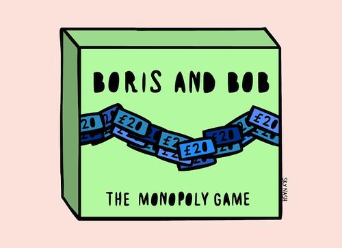 Boris Bob Monopoly