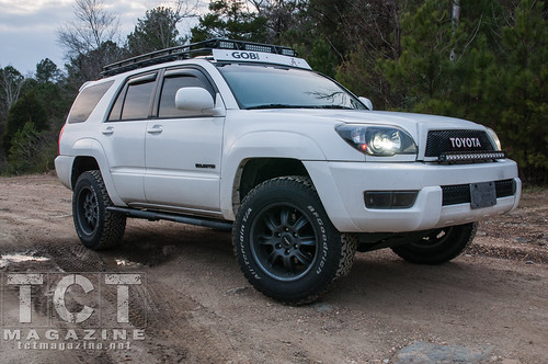 Graduated 4runner Build Toyota Cruisers Amp Trucks