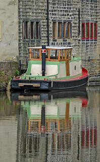 Hebden Bridge Reflections
