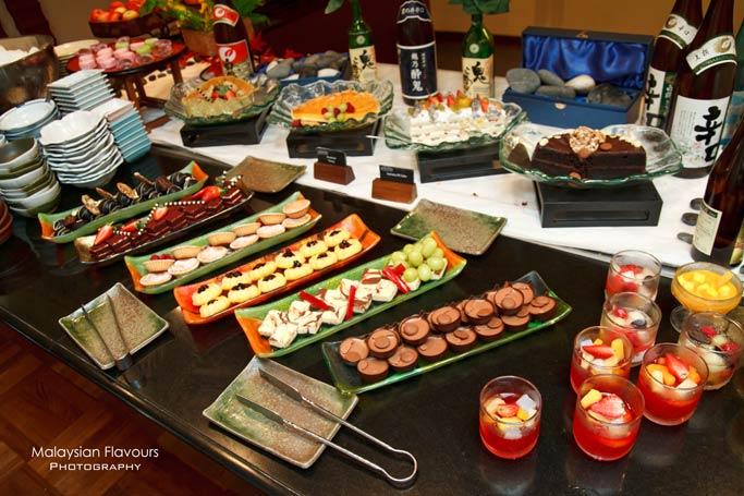 Cool Japanese Weekend Brunch Buffet Sagano Restaurant Home Interior And Landscaping Eliaenasavecom