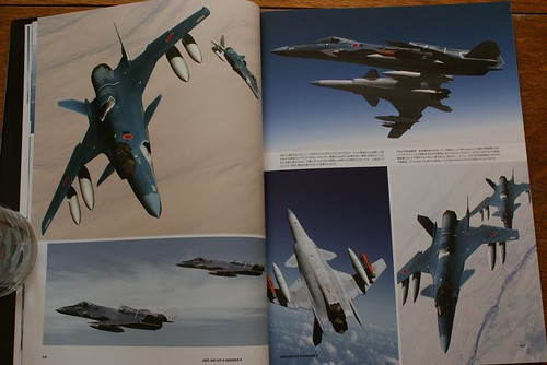 Ace Combat Master File - ASF-X SHINDEN II - 7
