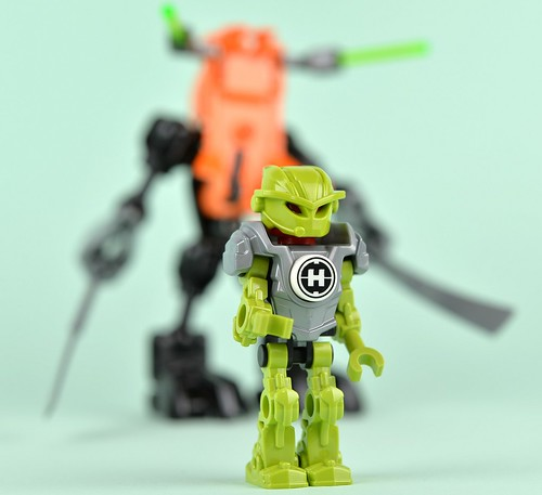 40116 Hero Factory Mini-model