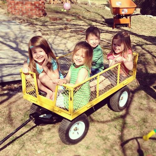 Wagon Rides.