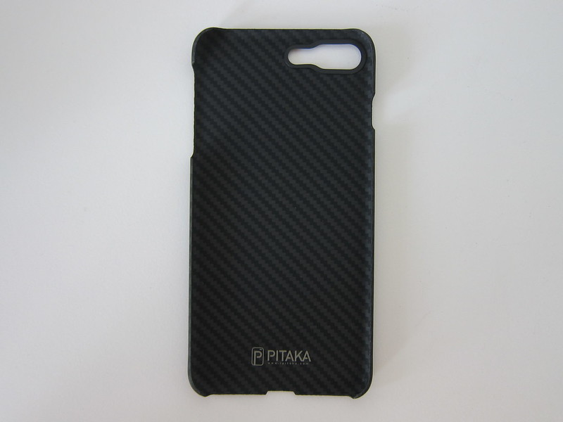Pitaka's Aramid iPhone 7 Plus Case - Front