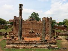 Wat Ratchaburana, Ayuthaya