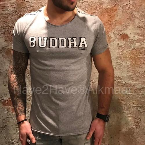#tshirt #buddhatobuddha #buddha #bodi #grey #grijs #men #tee #easy #fit #new #licht #grijze €59.99 #style #voorjaar #heren #follow #mode #mode #fashion #logo #luxury #brand #have2have #Alkmaar #wijversturenook