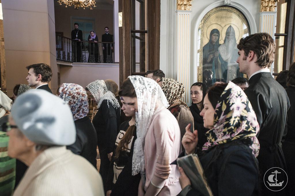 31 марта 2017, Суббота Акафиста / 31 March 2017, Saturday of the Akathist