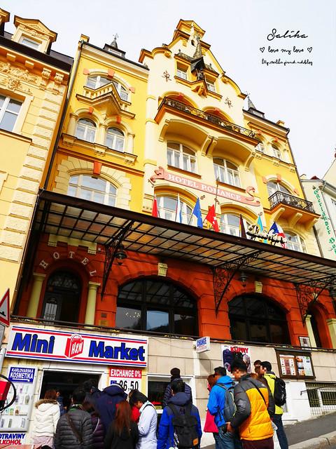 捷克旅遊卡羅維瓦利Karlovy Vary換錢遊記 (7)