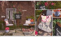 Ariskea - Blush @ Bloom