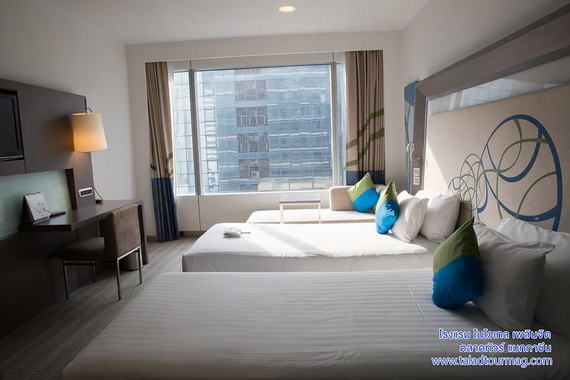 โรงแรมโนโวเทล เพลินจิต สุุขุมวิท Novotel Ploenchit Sukhumvit Hotel