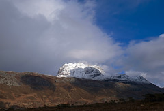 the mighty Slioch