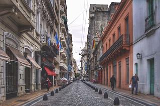 Caminando San Telmo - Walking San Telmo
