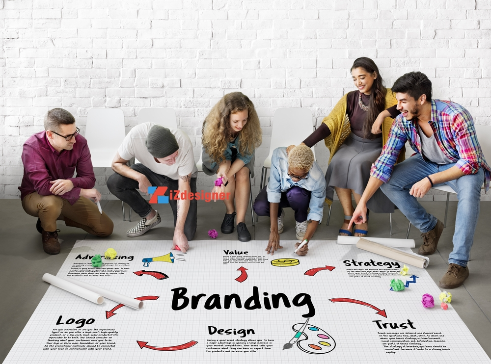 thiết kế nhận diện thương hiệu - Bạn biết gì về cách người Mỹ thiết kế nhận diện thương hiệu