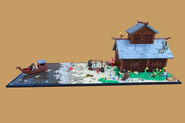 9 Kingdoms: Fishing Lodge