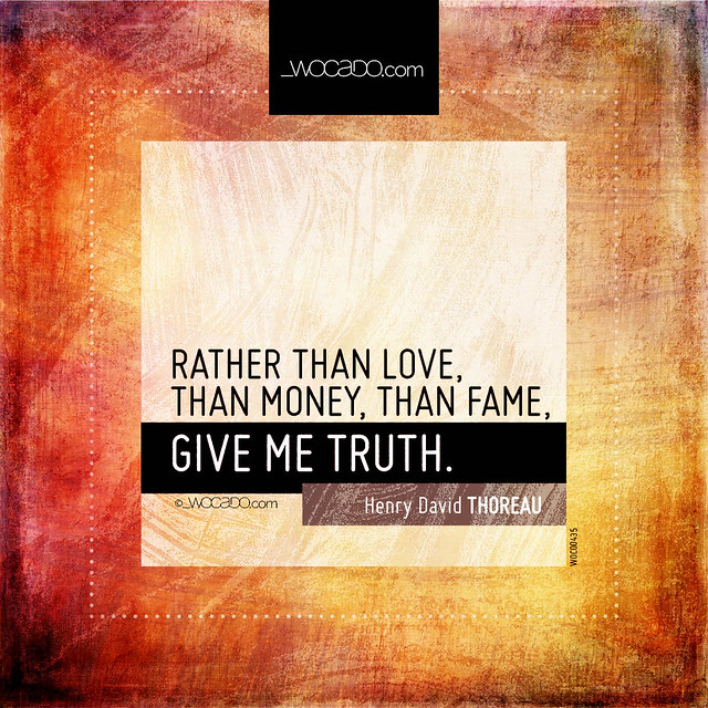 Rather than love by WOCADO.com