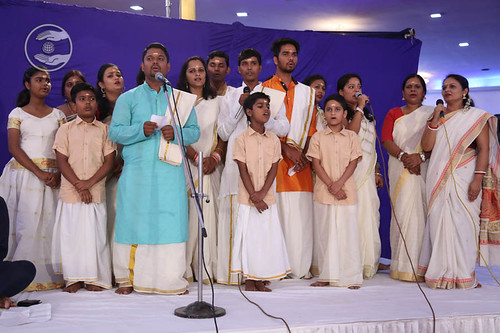 Devotional song by Shiva and Saathi from Cochin, Kerala