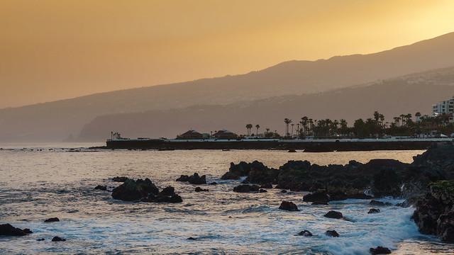 Sunrise 2, Puerto de la Cruz Tenerife