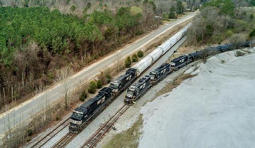 NS Train's 16Z & A83
