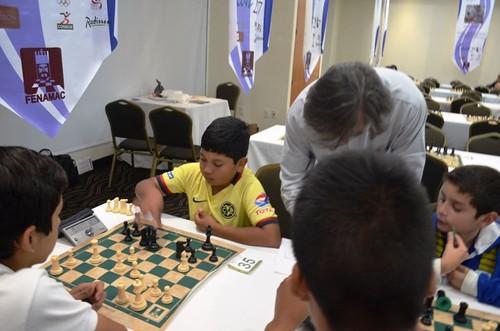 2017 - Nacional Abierto - Torneo Blitz Solo para Nocturnos [14 Abril]