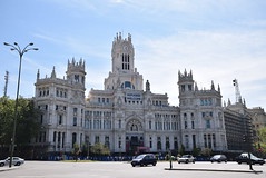 El ayuntamiento - Madrid