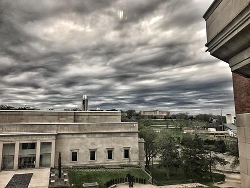 Explore KU: Kansas Union Views