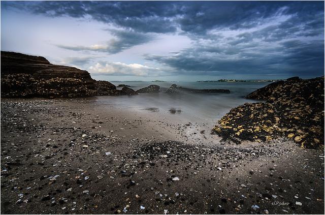 Cheltenham Beach III, Sony ILCE-7RM2, Sony FE 16-35mm F4 ZA OSS
