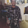 Finished his bathrobe! #grandsonlove:blue_heart: #imakethings #sewinglife
