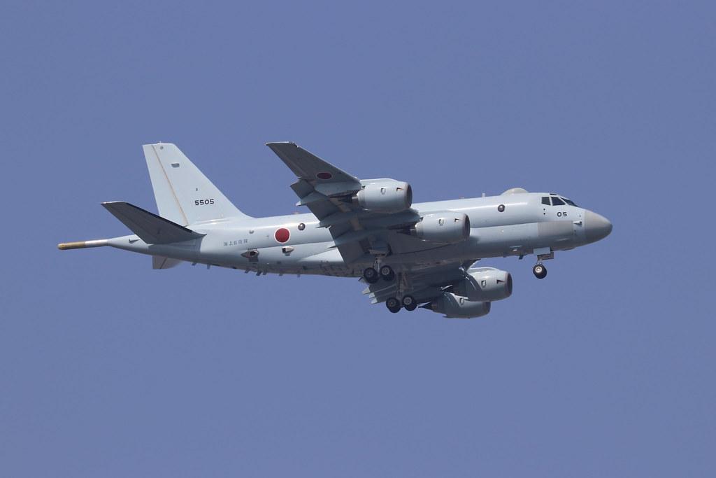 JMSDF P-1