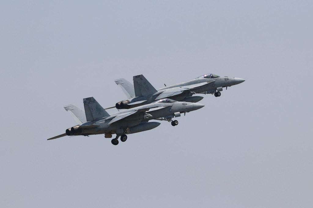 F/A-18Es