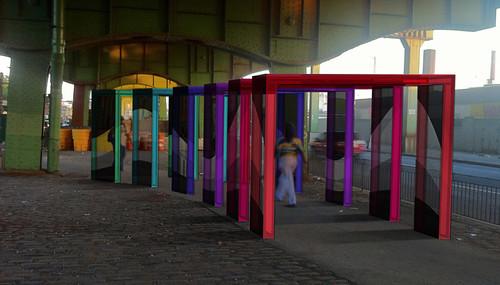 SilentLights in Brooklyn (courtesy of ArtPlace America)