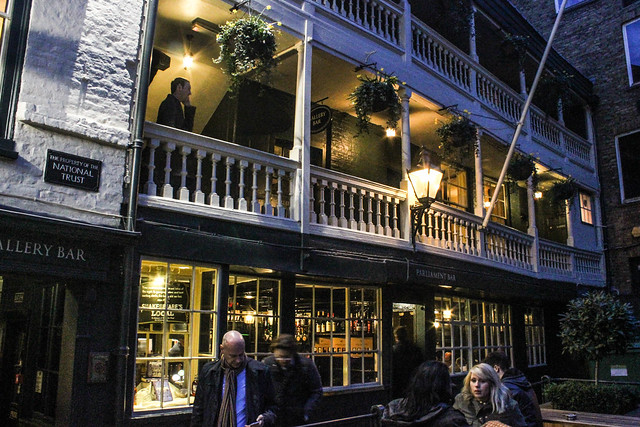 The George Inn de Londres