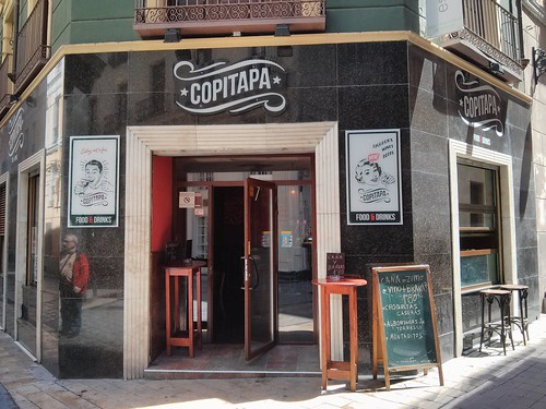Zaragoza | Copitapa | Entrada