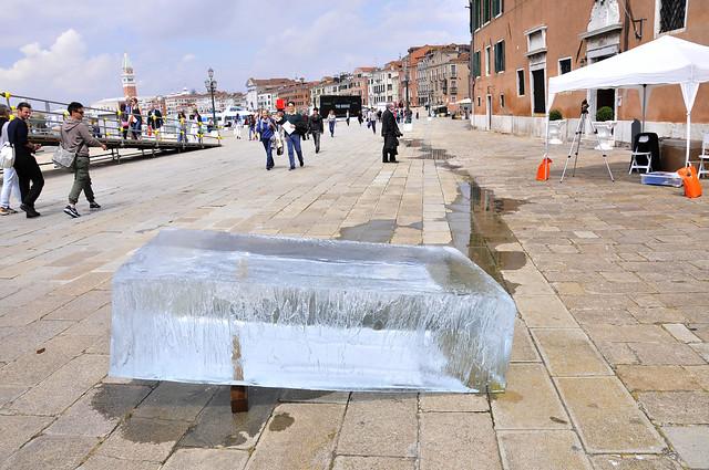 THE ICE MONOLITH