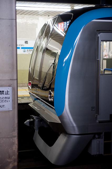 東京メトロ東西線15000系 15112F 営業運転初日