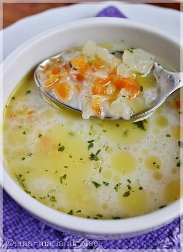 supa de gulii