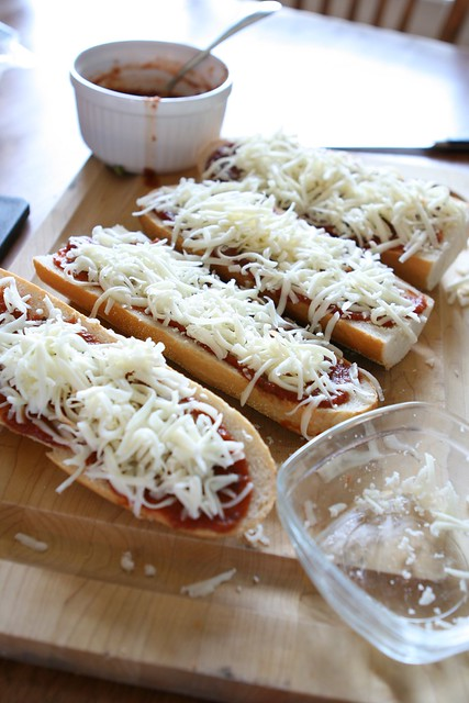 French Bread Pizza 008