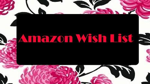 """My Amazon Wish List"""" width="""