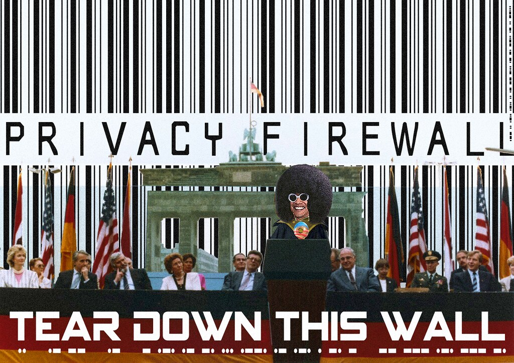 TEAR DOWN THIS WALL 2013