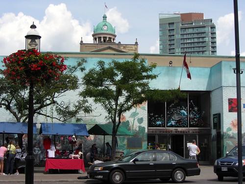 St. Lawrence Market Historical Marker
