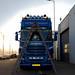Small photo of Montage zonneklep Van Baak Transport