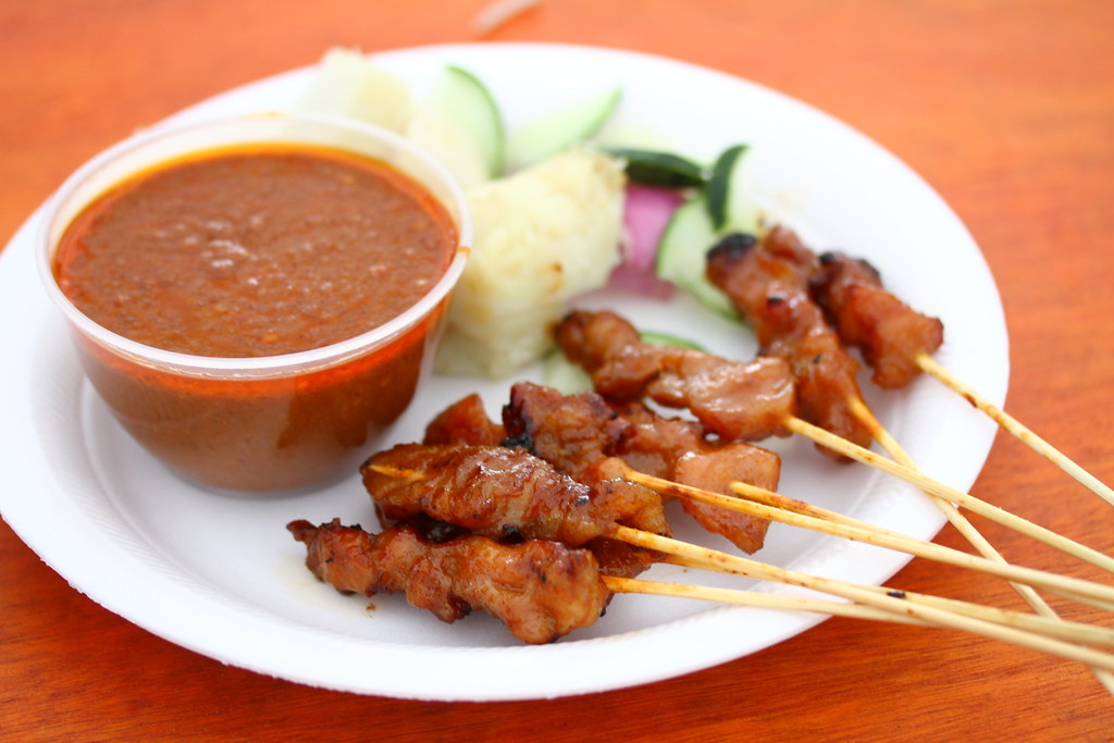 Singapore Favourite Food 2013: Leo Satay