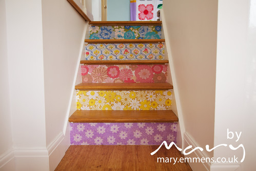 New stairs - after decoration