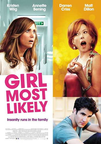 The girl most likely poster