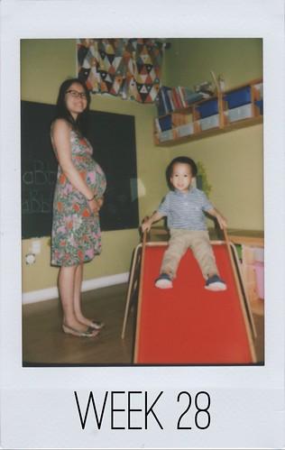 Baby Bump - Week 28